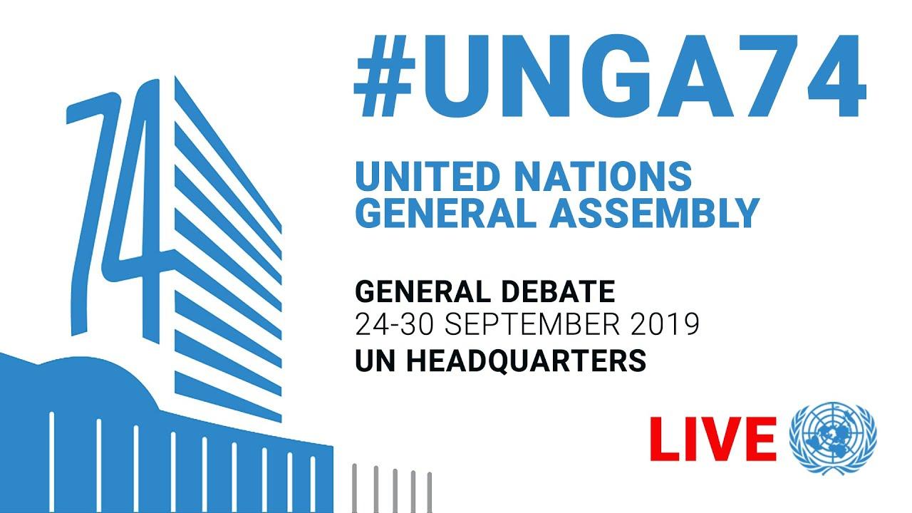 Biovitae All'Assemblea Generale Delle Nazioni Unite