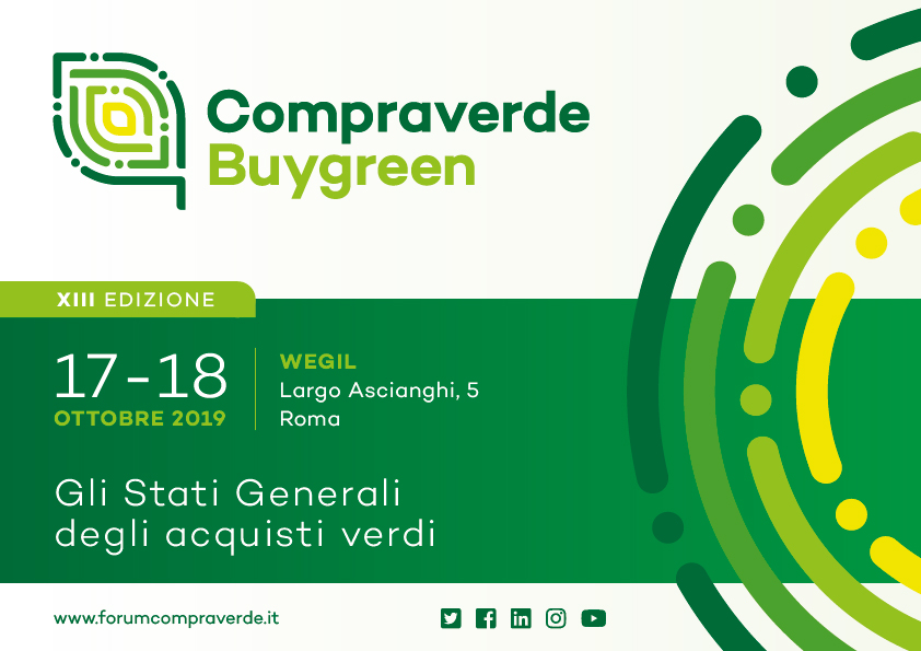 BIOVITAE At The Forum Compraverde Buygreen 2019