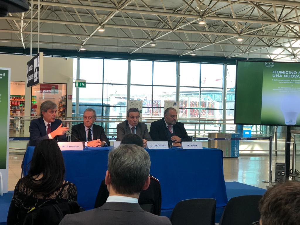 Biovitae Con Aeroporti Di Roma - 26 Novembre 2019
