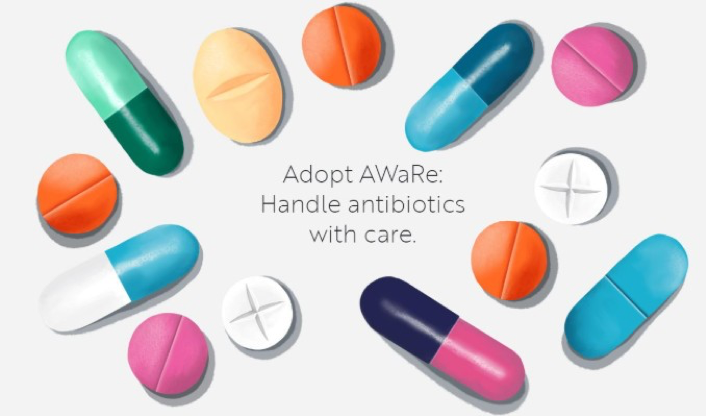 World Week Of Antibiotic Awareness