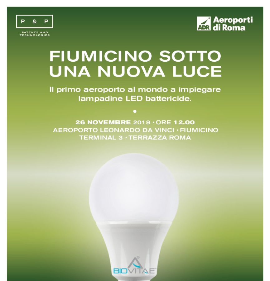 Fiumicino Airport In A New Light
