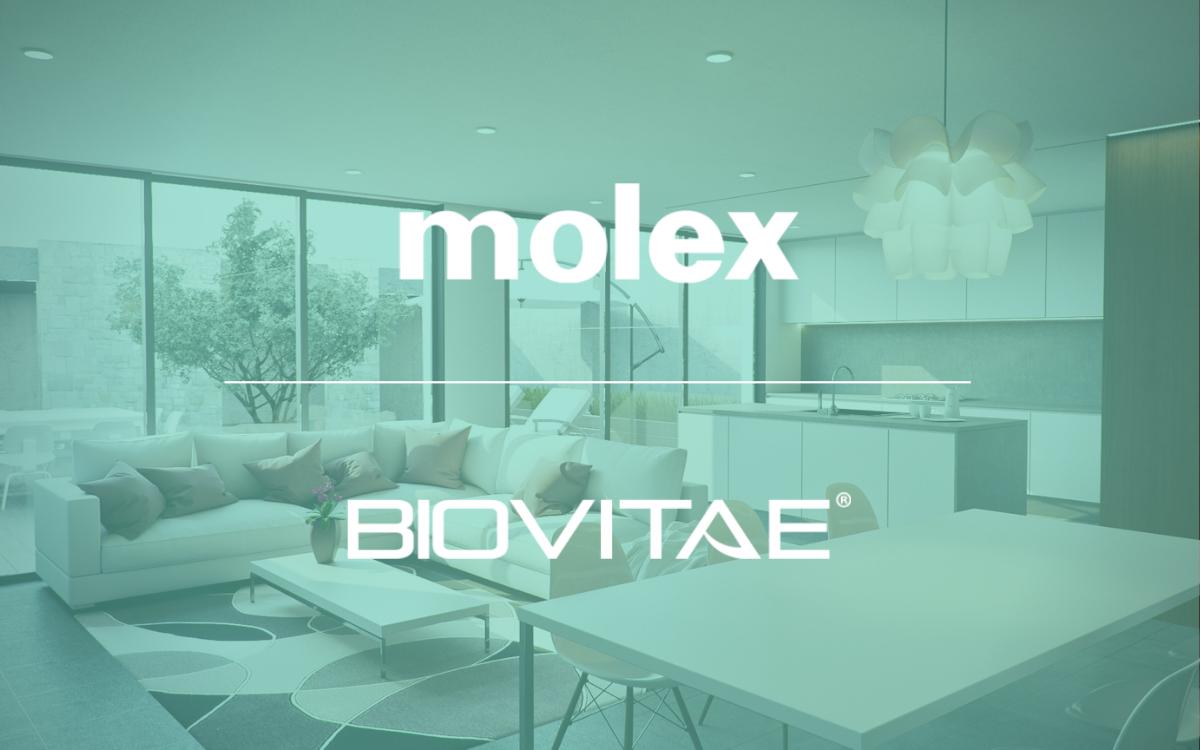 Molex Unveils Revolutionary Light Sanitisation Technology To Improve Everyday Life @MolexCES
